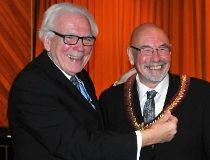 Rideau Lakes Mayor Ron Holman
