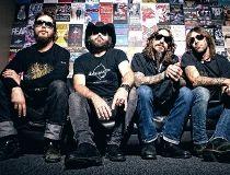 Supersuckers: From left Dan Bolton, Eddie Spaghetti, Chris von Streicher and Marty Chandler.
