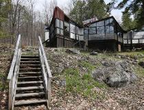 The Strutt House in Gatineau