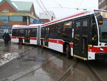 accordion bus