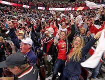 Senators fans April 29/17