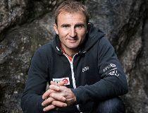 Swiss climber Ueli Steck