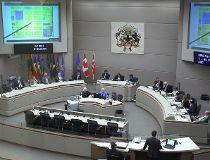 Calgary city council chambers