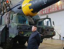 Kim Jong Un missile