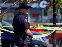 Parking lot homicide investigation