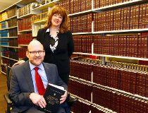 Joshua Hawkes and Margaret Keelaghan, Albeta judges
