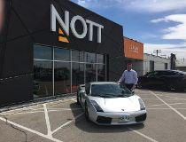 Nott Autocorp president Trevor Nott