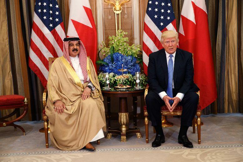 Trump's Riyadh farce exposed in Manchester