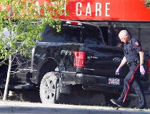 Sunridge mall crash