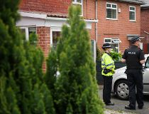 Manchester arrests