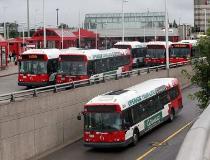 OC Transpo's ridership
