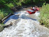 Whitemud creek boat