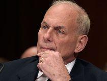 Homeland Security Secretary John Kelly