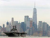 The USS Kearsarge