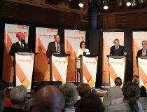 NDP candidate debate