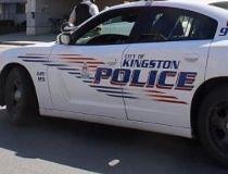 Kingston police cruiser