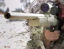 Canadian sniper