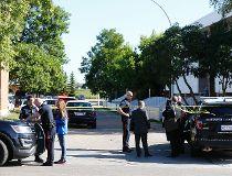 Suspicious death in north Edmonton