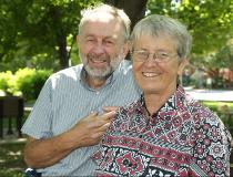 Nicholas and Jennifer Coghlan