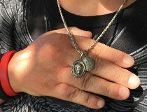 found necklace