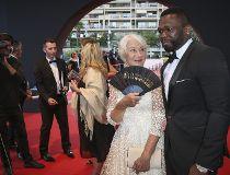 Helen Mirren with 50 Cent
