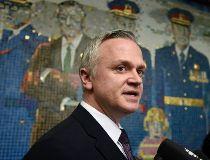 Ottawa Police Association head Matt Skof
