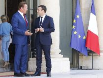 Arnold Schwarzenegger France