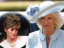 Camilla and Diana