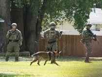Manhunt in Portage