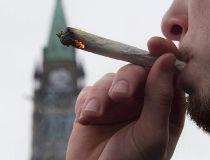Parliament Hill Marijuana