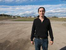 Chief Arlen Dumas of Mathias Colomb Cree Nation