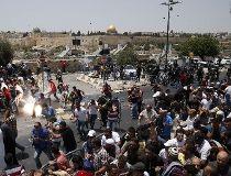 Jeruslaem Protest