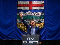 Brian Jean unity vote