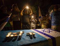 West Bank Stabbing