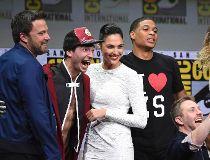 Justice League Comic-Con