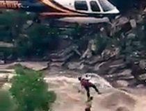 stranded hiker