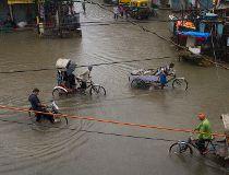 India monsoon rain