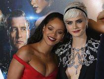 Delevingne & Rihanna