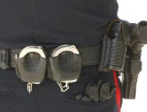 Police guns