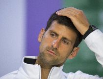 Novak Djokovic FILES July 26/17
