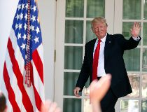 Donald Trump July 26, 2017
