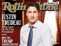 Trudeau Rolling Stone