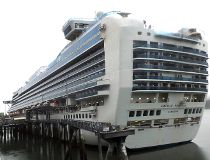 Emerald Princess cruise ship