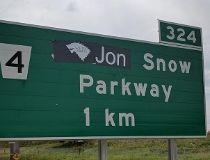 Jon Snow parkway