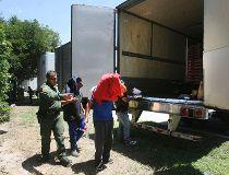 texas truck smuggling