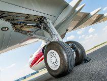 airplane wheel well