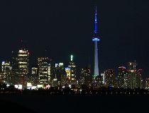 The CN Tower. (Dave Abel, Toronto Sun)