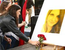 Vigil for Charlottesville victims