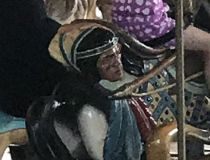 Carousel ride Aug. 18/17