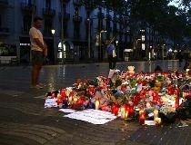 Barcelona memorial Aug. 19/17